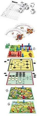 Jeu de société 150 Jeux Compact