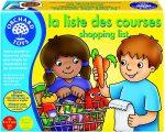 Liste de courses - Jeux de société en français