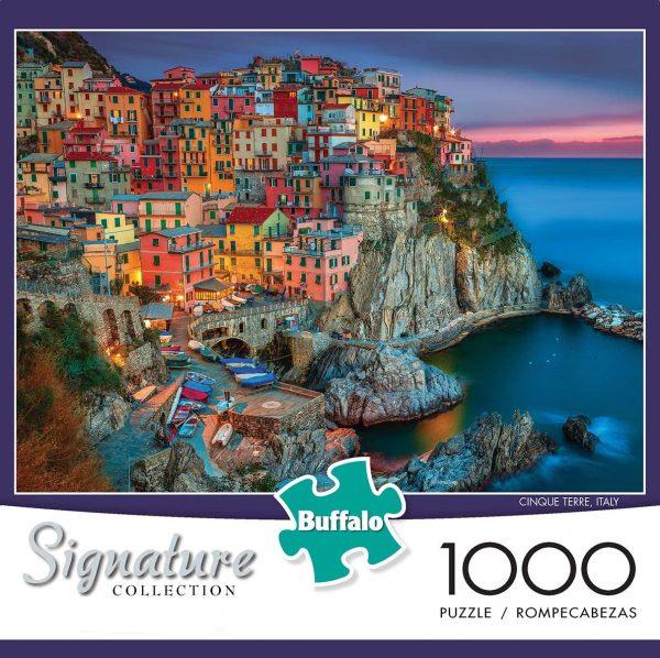 Casse-tête Italie - 1000 pièces