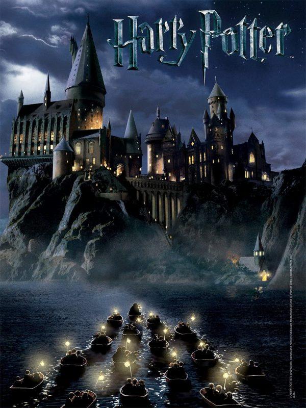 Casse-tête Harry Potter | Château de Poudlard